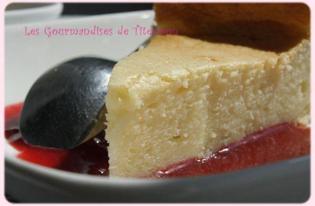 Gâteau léger sans beurre sans huile