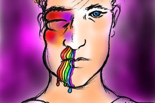 Homophobie :
