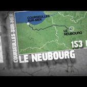 Tour de Normandie 2019_résumé de la 1e étape