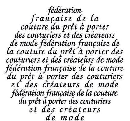 Federation francaise de la mode