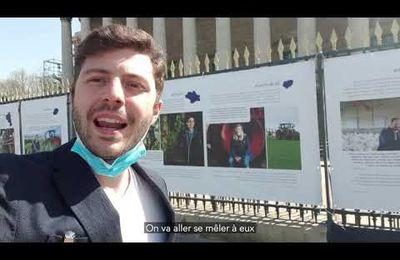 VLOG de Fabien Roussel épisode 8 : dans les coulisses des médias