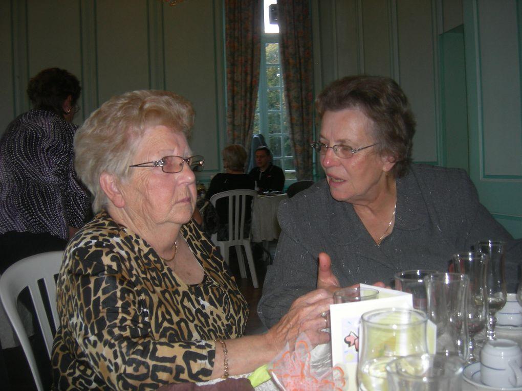 Mes souvenirs d'Ida BEAUVALLET présidente du Club des Chênes