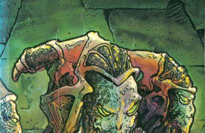 DAGON - Howard Philip Lovecraft