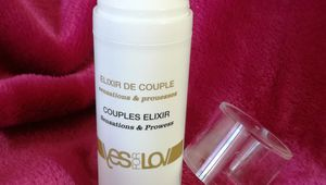 Avis sur l'Elixir de couple de Yes For Lov