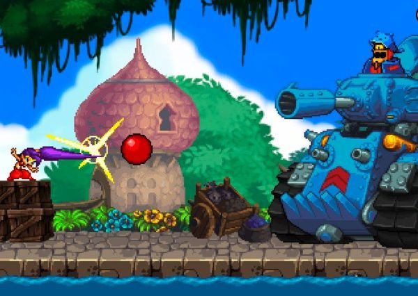 Shantae and the Pirate's Curse prochainement sur Xbox One et PS4 ?