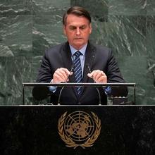 Bolsonaro, désastre écologique