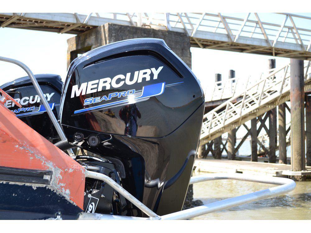 Mercury SeaPro dévoile une nouvelle offre pour les professionnels de la mer, avec jusqu'à *4683 euros d'avantage client!