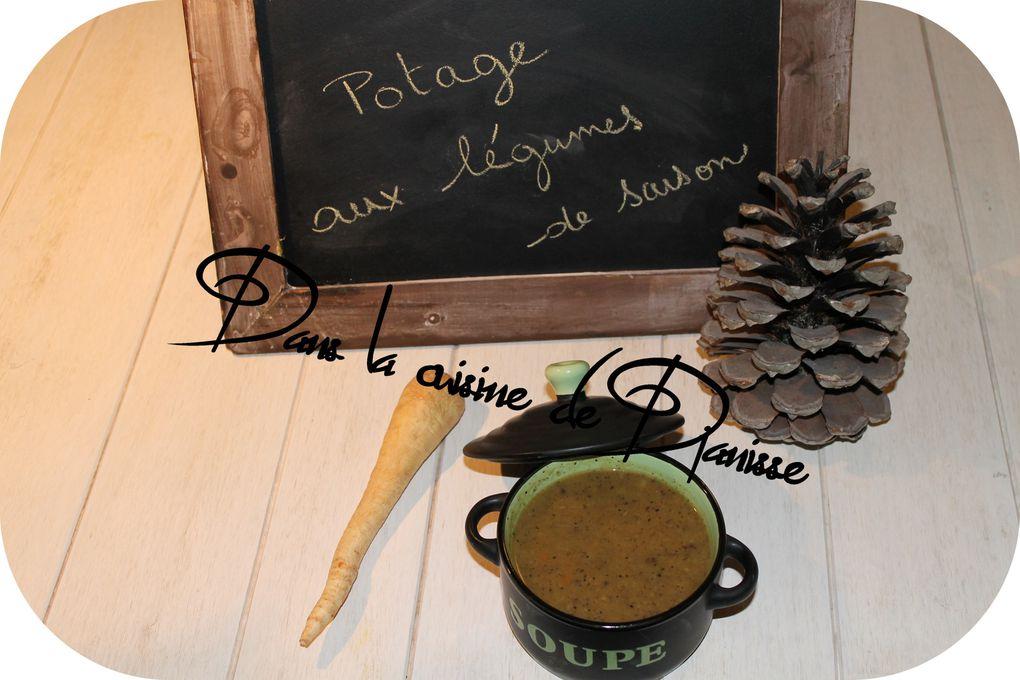 Album - Potages, Soupes & Veloutes