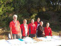 Notre randonnée du Terroir 2015