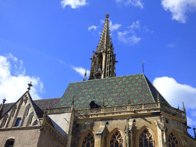 Tourisme dans le Haut-Rhin: La Collégiale de Thann