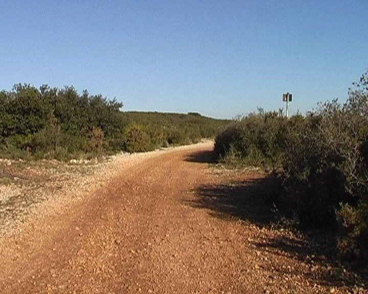 images du chemin jusqu'au Somport
