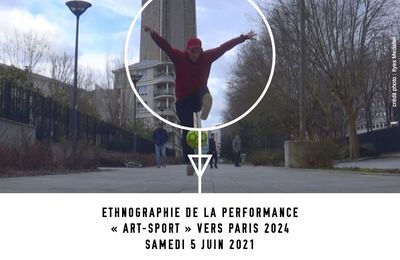 AAC en cours Ethnographie de la performance « art-sport » vers Paris 2024
