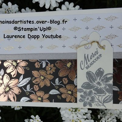 COLLECTION ,L'ELOQUENCE SIMPLE,STAMPIN'UP!
