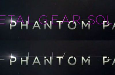Metal Gear Solid V annoncé via The Phantom Pain ?