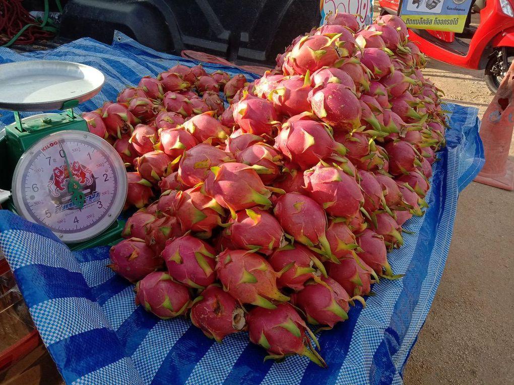 20 bahts (0.55 €) / kilo