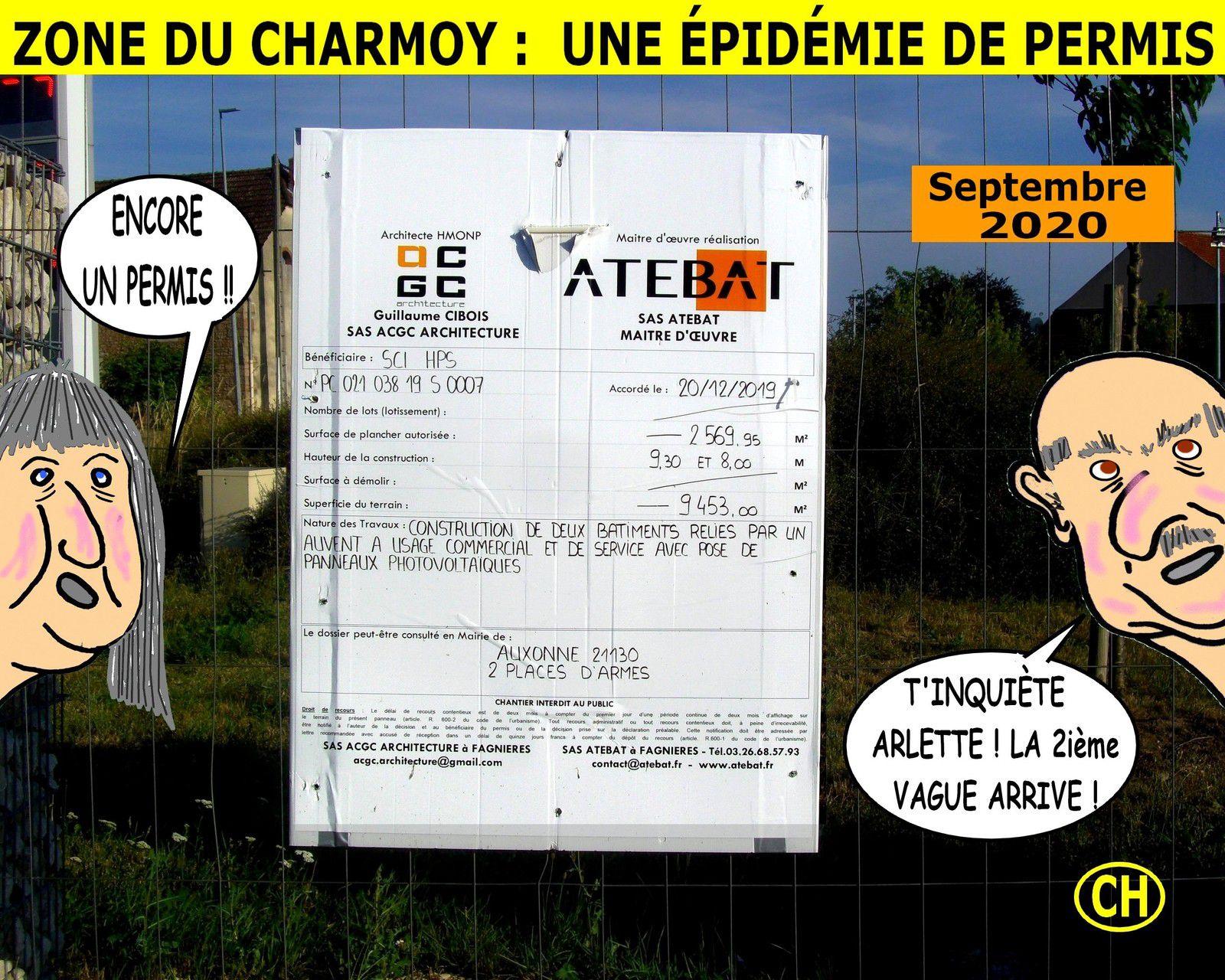 Zone du Charmoy, une épidémie de permis.JPG