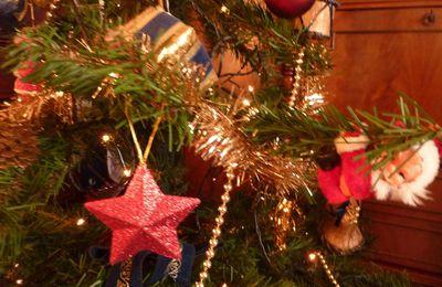 Histoire de ma vie XV : Le sapin de Noël sur la tête de ma maman