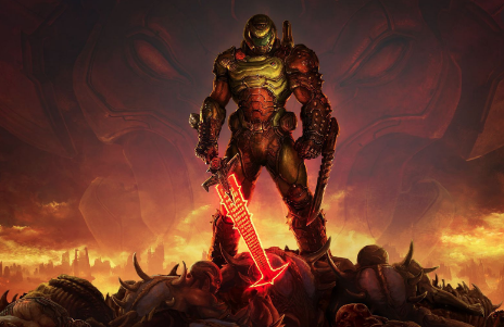 Doom Eternal sur Switch ridiculise la PS4 Pro