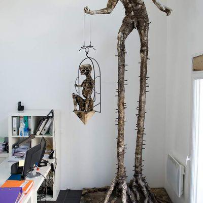 Commande / sculpture