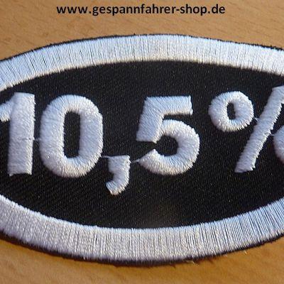 Die Geschichte der 10,5-Prozenter