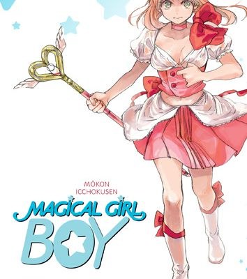 Magical Girl Boy tome 1 : transformation !!!