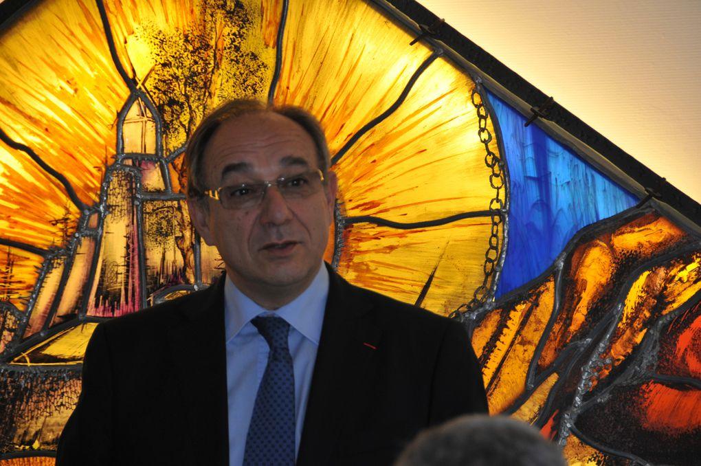 Le Musée de la Franc-Maçonnerie a ét inauguré le 10 février 2010 par Pierre LAMBICCHI, Grand Maître du Grand Orient de France,  Frédéric MITTERRAND, ministre de la Culture et de la Communication, représenté par Joël BELAVAL, directeur des