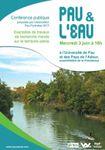 """Conférence publique le 3 juin """"Pau et l'Eau"""" - Fédération de pêche des Pyrénées Atlantiques"""
