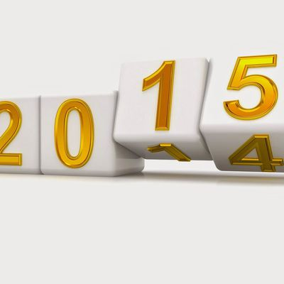 2015 est arrivée