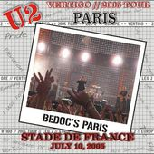 U2 -Vertigo Tour -10/07/2005 -Paris - France -Stade de France - U2 BLOG