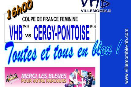 Coupe de France Féminine !