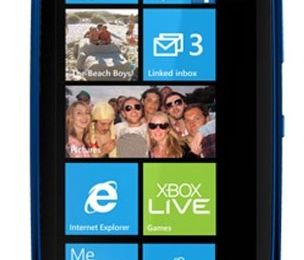 Top product: Nokia Lumia 610