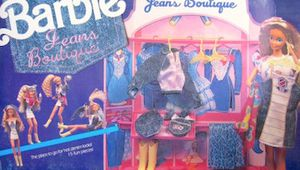 1989 BARBIE CLOTHES