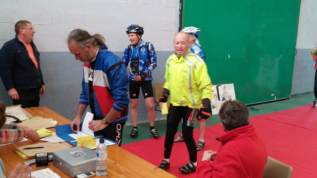 18/05/15 300 km B.R.M. Rand. du Perche