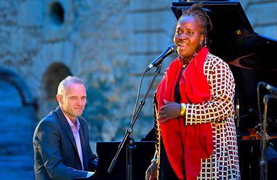 SANNES  : 300 personnes pour écouter Suzanne Wognin au château de Sannes