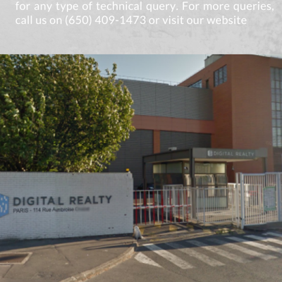 Digital Realty Data Centers-Colocompare, USA
