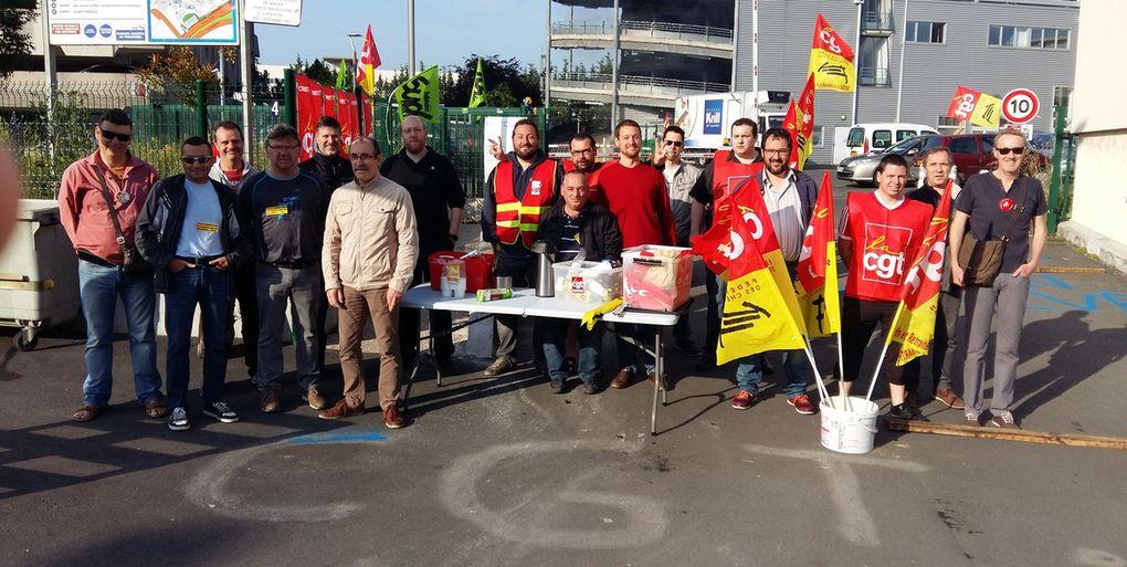Journée de grève du mercredi 8 juin