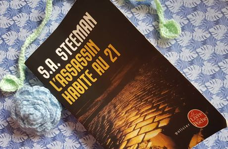 L'assassin habite au 21 de S.A. Steeman