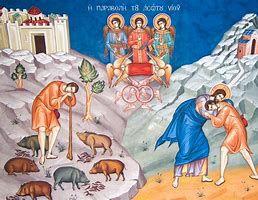 Homélie du 2ème dimanche de carême (2020) : Le fils prodigue