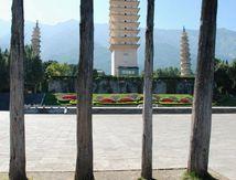 DALI, Les trois pagodes