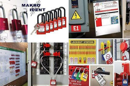 Lockout-Tagout: Komplettes Hard- und Software-Programm