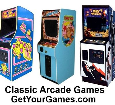 Own Your Own Classic #Arcade #Games!