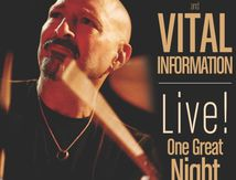 Steve Smith And Vital Information - Live! One Great Night