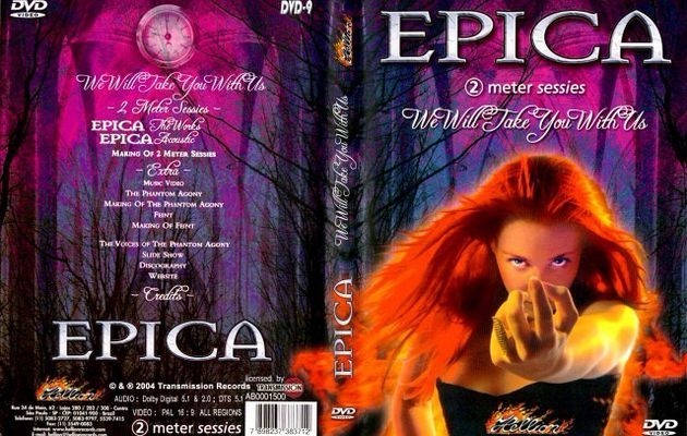 EPICA: We Will Take You With Us (2004) Metal Symphonique