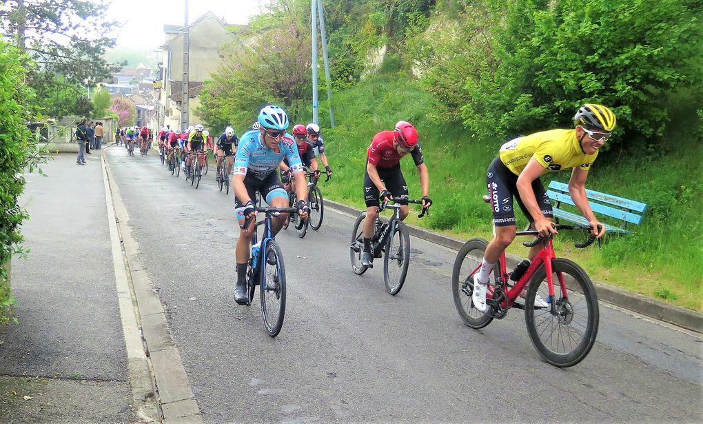 TOUR D'EURE ET LOIR CYCLISTE 2021-Arrivée deuxième étape à Dreux.