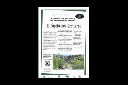 Spot su Radio Potenza Centrale per il Popolo dei Grottaroli
