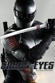 Snake Eyes :  1° poster + trailer