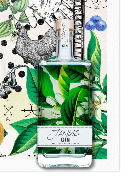 Packaging : Janus Gin, le TOP du moment made in France