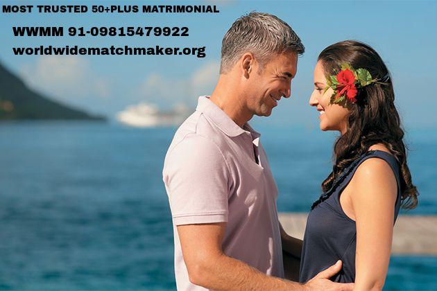 REGISTERED WITH 50+PLUS  MATRIMONY 91-09815479922 WWMM