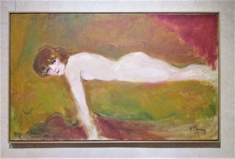 Jeune Femme nue - Emilie Charmy, 1919-1921