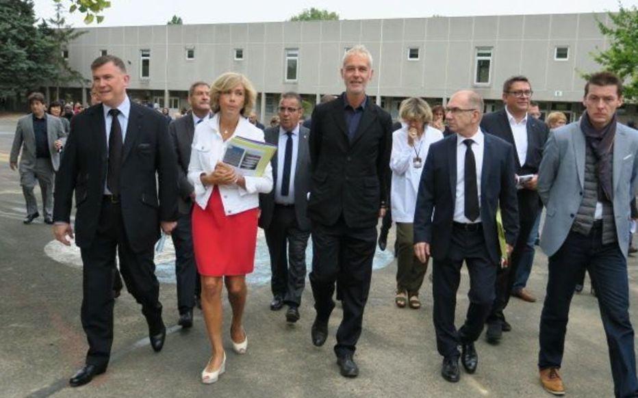 Des défauts de travaux exaspèrent élèves et enseignants du lycée Voillaume à Aulnay-sous-Bois